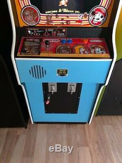 1981 Donkey Kong Original Full Size Réformé Arcade Machine Shipping 250