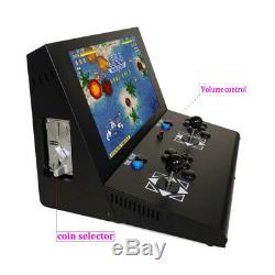 19 Pouces LCD 2448 Dans 1 Jeux Rétro Pandora Monnayeur Jeu D'arcade Machine 3d