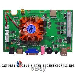 2350 Jeux Pandora Box 3d Double Sticks Machine De Console D'arcade De Jeux Vidéo Rétro