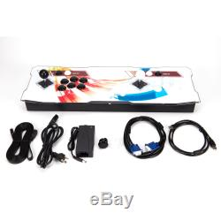2448 Jeux Pandora Box Party Home 3d Retro Jeu Vidéo Arcade Console De La Machine Hd