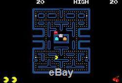 2 118 Joueur Game Tv Jeu Arcade Machine Galaga Pacman 1942 Joust Dig Dug Mario