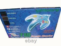 2 Joueur 118 Jeu Tv Jeu Arcade Machine Galaga Pacman 1942 Joust Dig Dug Mario