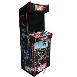 2 Player Arcade Machine Custom Upright Full Size 6900 Jeux