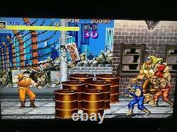 32 Grand Écran Full Size Arcade Machine Avec Plus De 4000 Jeux