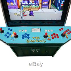 32 Inch 4 Lecteur Arcade Debout Machine 2100 Arcade Jeux En 1 Marque Nouveau