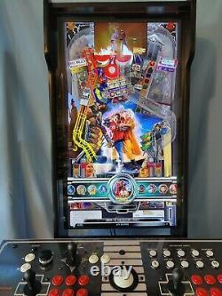 40 Multicade Arcade/pinball Combo Des Centaines De Jeux D'arcade & Virtual Pinball
