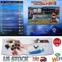 4500 Dans 1 Pandora' Box 20s Retro Video 3d Games Machine Arcade Console Wifi Nouveau