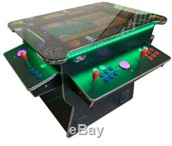 4 Player Cocktail Arcade Machine3500 Jeux Classiques 26.5 Écran Trackball