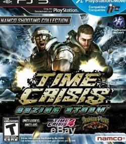 Accueil Parc D'attractions De Divertissement Time Crisis 4 Arcade Jeux De Tir Machine