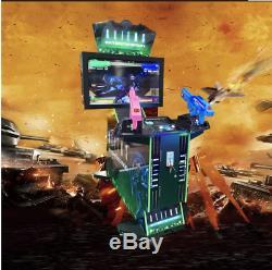 Aliens Extermination Tir Jeu D'arcade Écran Machine 42 Hd Tout Neuf