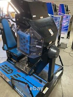 Après Burner Climax Arcade Deluxe Machine