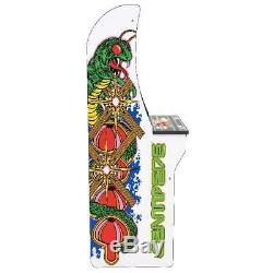 Arcade1up Centipede Retro Machine 4ft Tall Avec Écran LCD Classique Cabinet De Jeu
