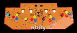 Arcade1up Golden Axe Arcade Machine Avec Riser & Light Up Marquee 5 Jeux En 1