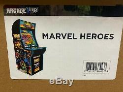 Arcade1up Marvel Superheroes Capcom Arcade Machine 4ft Cabinet, Brand New