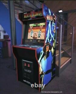 Arcade1up Mortal Kombat Midway Legacy Edition Arcade Machine