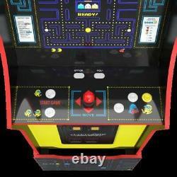 Arcade1up Pac-man 12-in-1 Legacy Edition Vidéo Arcade Jeu Machine Avec Riser
