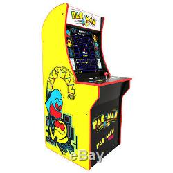Arcade1up Pac-man At-home Arcade Machine Marque Nouveau