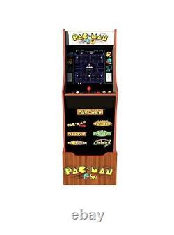 Arcade1up Pacman 40th Anniversary Edition Arcade Machine Flambant Neuf