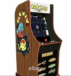 Arcade1up Pacman 40th Anniversary Edition Arcade Machine Flambant Neuf Scellé