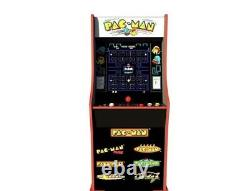 Arcade1up Pacman 40th Anniversary Edition Arcade Machine Tout Nouveau Pac-man Nib
