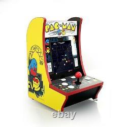 Arcade1up Pacman Arcade Machine Countercade Retro Style Countertop Namco Jeu