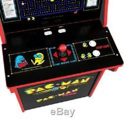 Arcade1up Pacman Machine 4ft Distressed