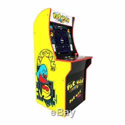 Arcade1up Pacman Machine Arcade Machine Avec Écran LCD Pac-man Retro