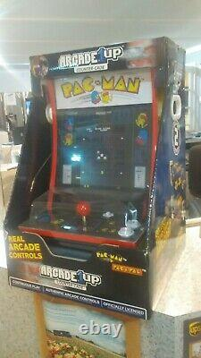 Arcade1up Pacman Personal Arcade Game Machine Pac-man Countercade Nouveau