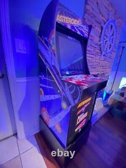 Arcade1up Retro Jeu Vidéo Machine Astéroïdes 4ft Plus Riser