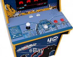 Arcade1up Space Invaders 4 Ft Vintage Video Arcade Machine Salle De Jeux 17 LCD