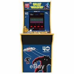 Arcade1up Space Invaders 4ft Arcade Machine