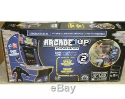Arcade1up Space Invaders 4ft Arcade Machine. Tout Neuf