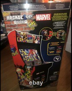 Arcade1up X-men Vs Street Fighter Arcade Machine Tout Nouveau Navire Libre Scellé