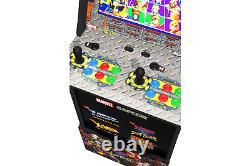 Arcade1up X-men Vs Street Fighter Video Arcade Game Machine Avec Riser