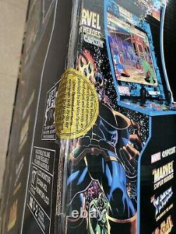 Arcade 1up 4ft Marvel Super Heroes At-home Arcade Machine