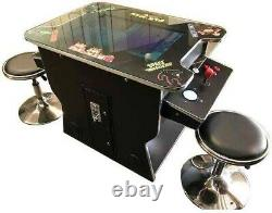 Arcade Classic 412 Jeux Cocktail Machine 26 Avec Track Ball