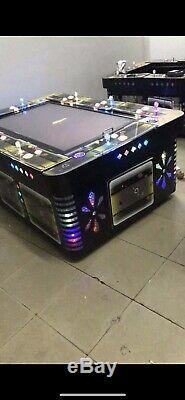 Arcade Game Fish Leopard Fish Hunter Grève Plus Fish Machine De Jeu 8 Joueurs