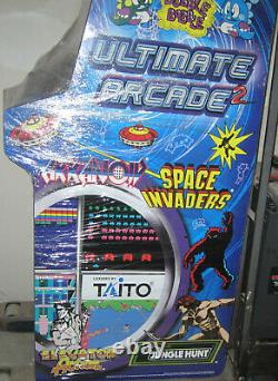 Arcade Legends Ultimate Arcade By Chicago Gaming (excellent Condition) Rare