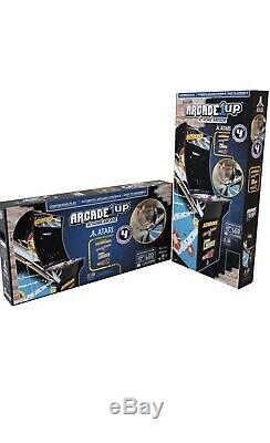 Arcade Machine Arcade1up Asteroids 4 Jeux Dans Une Machine De 4 Pieds
