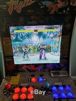 Arcade Machine / Cabinet Plus De 13.000 Jeux! Atari, Nintendo, Sega, Neogeo Etc