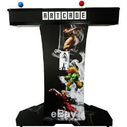 Arcade Machine Style Console 1299 Jeux 2 Joueurs Arcade Avec Coin Sloote