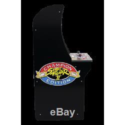 Arcade Street Machine Fighter 2 Cabinet Vertical Permanent Retro Party Game Salle