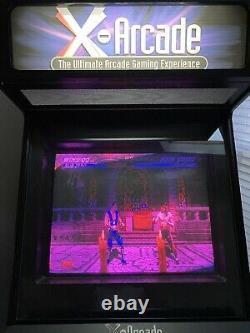 Armoire À Arcade À X-arcade (now Rare!)
