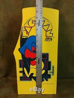 Armoire D'arcade Officielle Au Format Pac-man À L'échelle 1/4 Machine Mini 16.9 Pacman Rétro-éclairé
