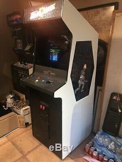 Atari Major Havoc Arcade Vertical Machine, Cleveland Ohio Xy Vecteur