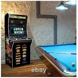 Atgames Legends Ultimate Home Arcade Cabinet Machine 300 Jeux Préinstallés