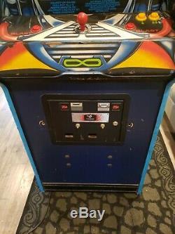Bally Midway Journey Arcade Game Machine De 1983 Works Avec Og Manuel Et Cassette
