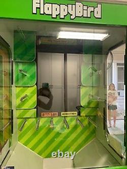 Bay Tek Flappy Oiseau Arcade Distributeur Machine