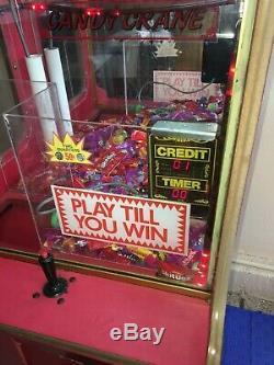 Bonbons Grue / Toy Claw Machine Commerciale Enfants Jeu D'arcade