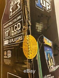 Brand New Arcade1up Rampage Arcade Machine Avec Defender, Joust, Gauntlet